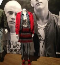 Skinhead-inspired fashion