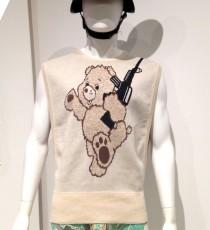 Jeremy Scott's right to bear arms