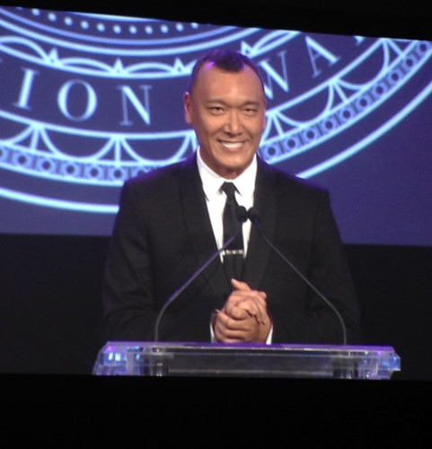 CAFA host Joe Zee