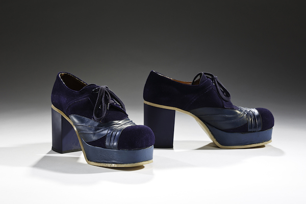 American, early 1970s © 2015 Bata Shoe Museum, Toronto, Canada (photo: Ron Wood)