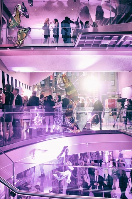 Bata Shoe Museum 20th anniversary | photo by Ryan Emberley