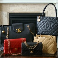 Luxe Touch vintage bags
